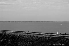 Frontière entre terre et mer