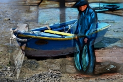 Le fantôme du pêcheur
